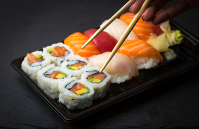 Urgent Sale - 4 Day Simple Sushi Takeaway in a Busy Market – Ref: 11245