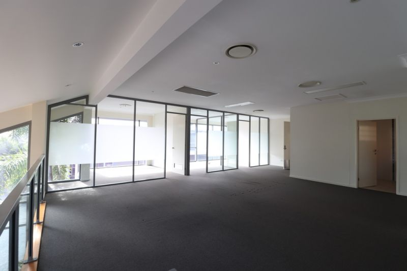 Street Front Boutique Office - Must Be Leased!