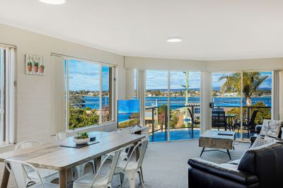 LIGHT FILLED LUXURY AND WATER VIEWS