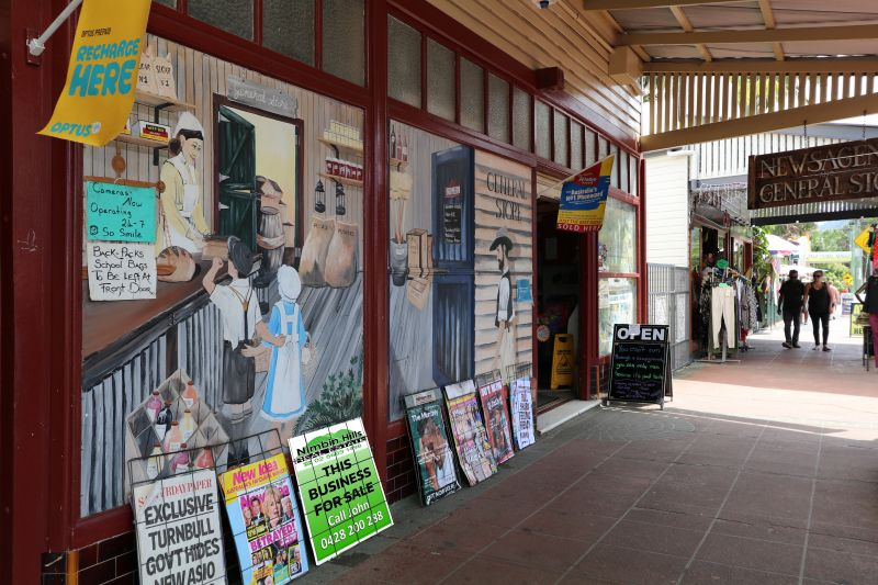 BUSINESS FOR SALE: LUCRATIVE STORE IN BUSTLING VILLAGE