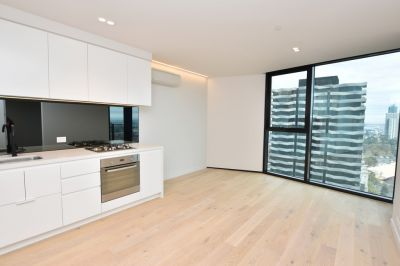 Lighthouse: Brand New One Bedroom Apartment in a Prime Melbourne Location!