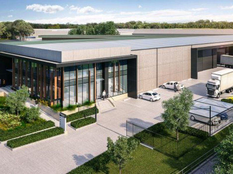 Office + Warehouse Spaces from 647sqm - 3823 sqm