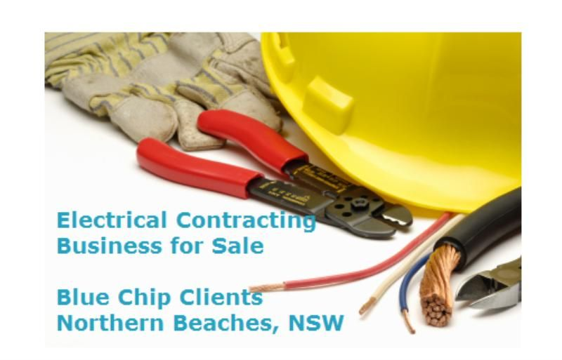 ELECTRICAL CONTRACTORS - BLUE CHIP CLIENTS - ESTABLISHED 15 YEARS