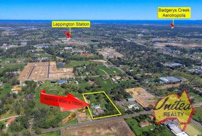 Developers Dream – R2 Zoning, Approx. 3 Acres!