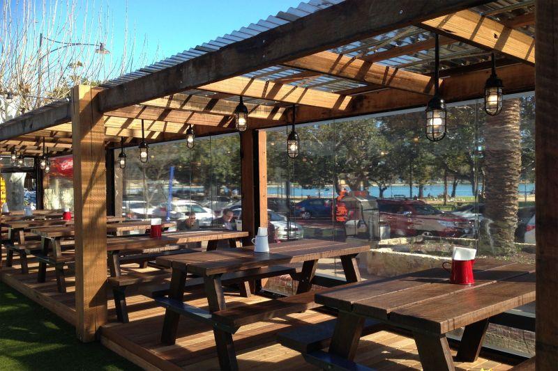 Aussie Alfresco/cafe Blinds: Manufacturing & Installations