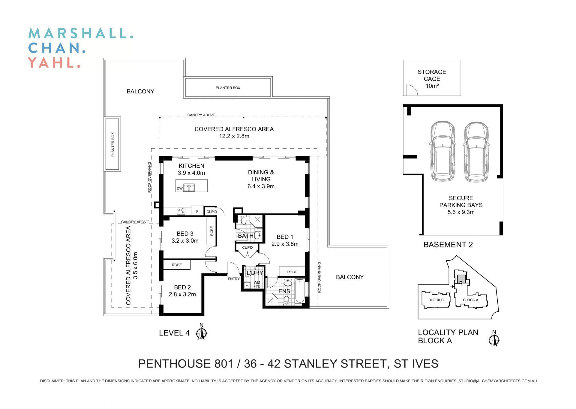 801/36-42 Stanley Street St Ives 2075
