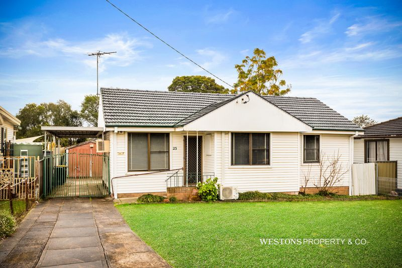 25 Debrincat Avenue, North St Marys NSW 2760
