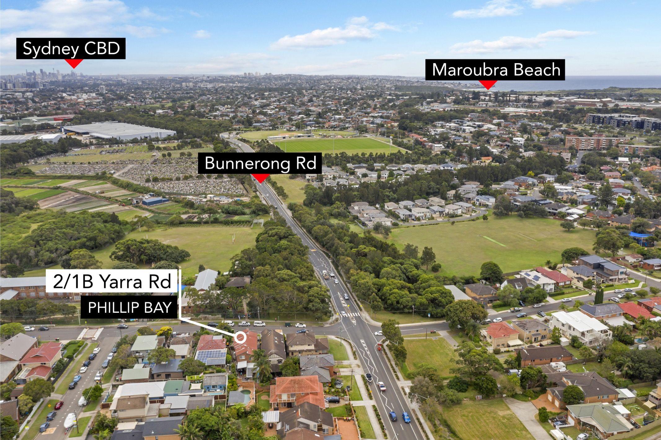 2/1b Yarra Road Phillip Bay 2036