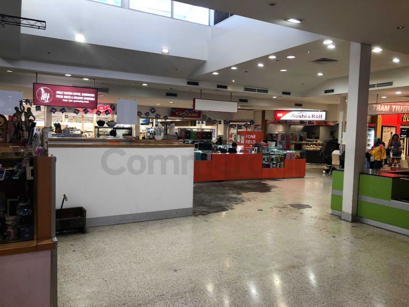 42 sqm Retail Kiosk Opportunity in a Busy Shopping Centre