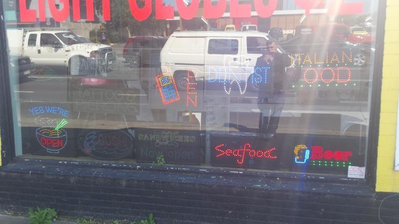 SAKO SIGNS - GREAT, SOLID BUSINESS - REGULAR CUSTOMERS