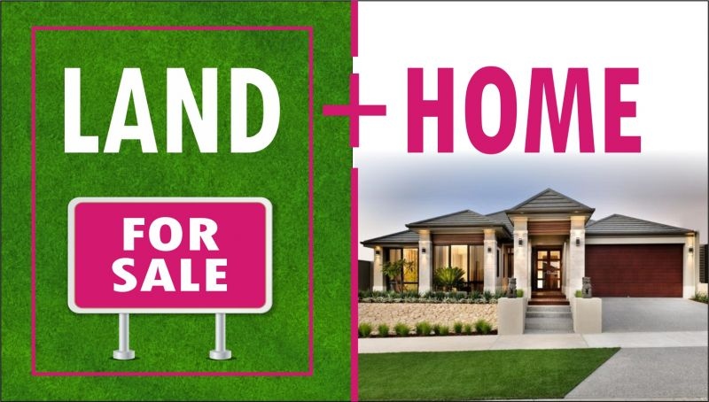 Home & Land Package on a Rectangular Land!!
