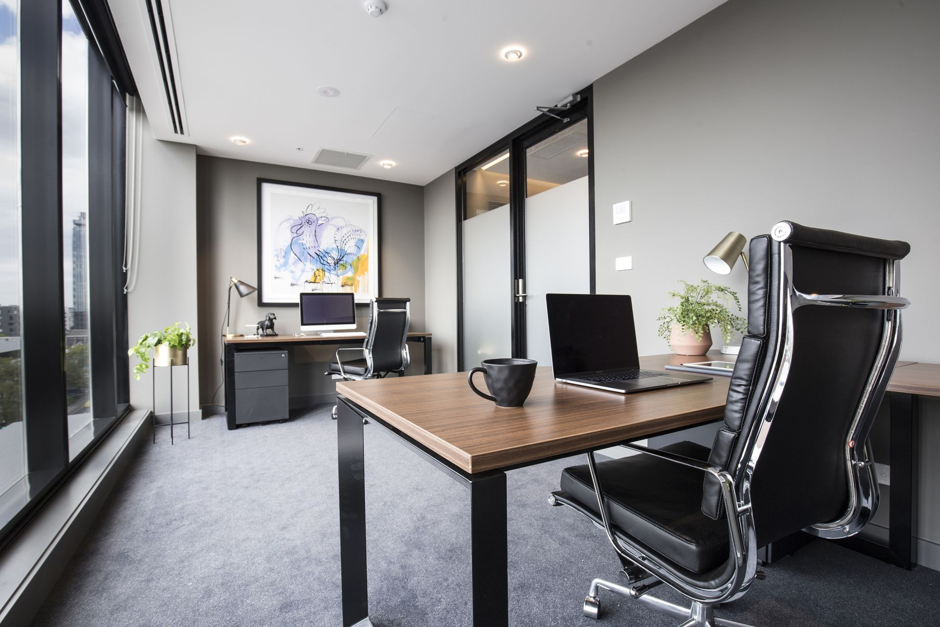 Limited release executive offices  in iconic Whitehorse Towers