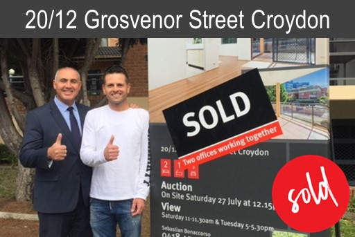 The Vendor | Grosvenor St Croydon