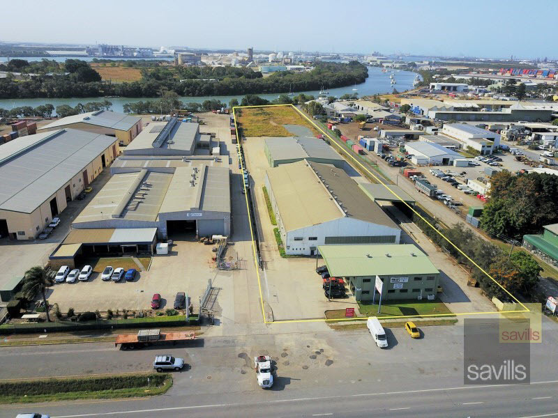 HARDSTAND and WAREHOUSE and WEIGHBRIDGE