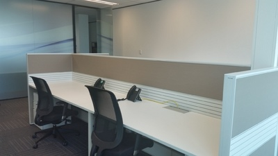 4 Person Fully Equipped Serviced Office Available Now for Short/Long Term Lease