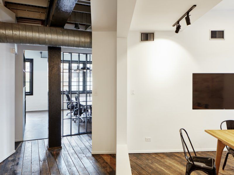 200sqm Unique Character Furnished Office. Parking Available.
