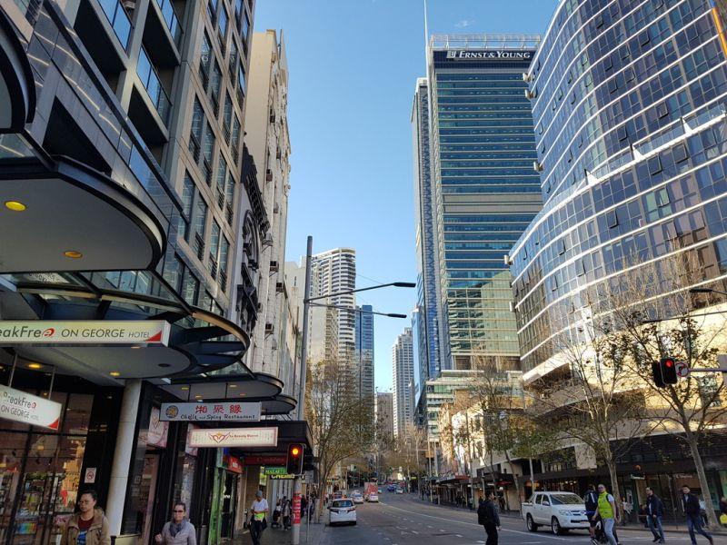 Various Suites, 661 George Street, Sydney
