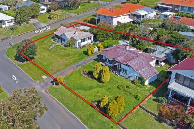 87 Wylie Crescent and 9 McKenzie Street, Middleton Beach