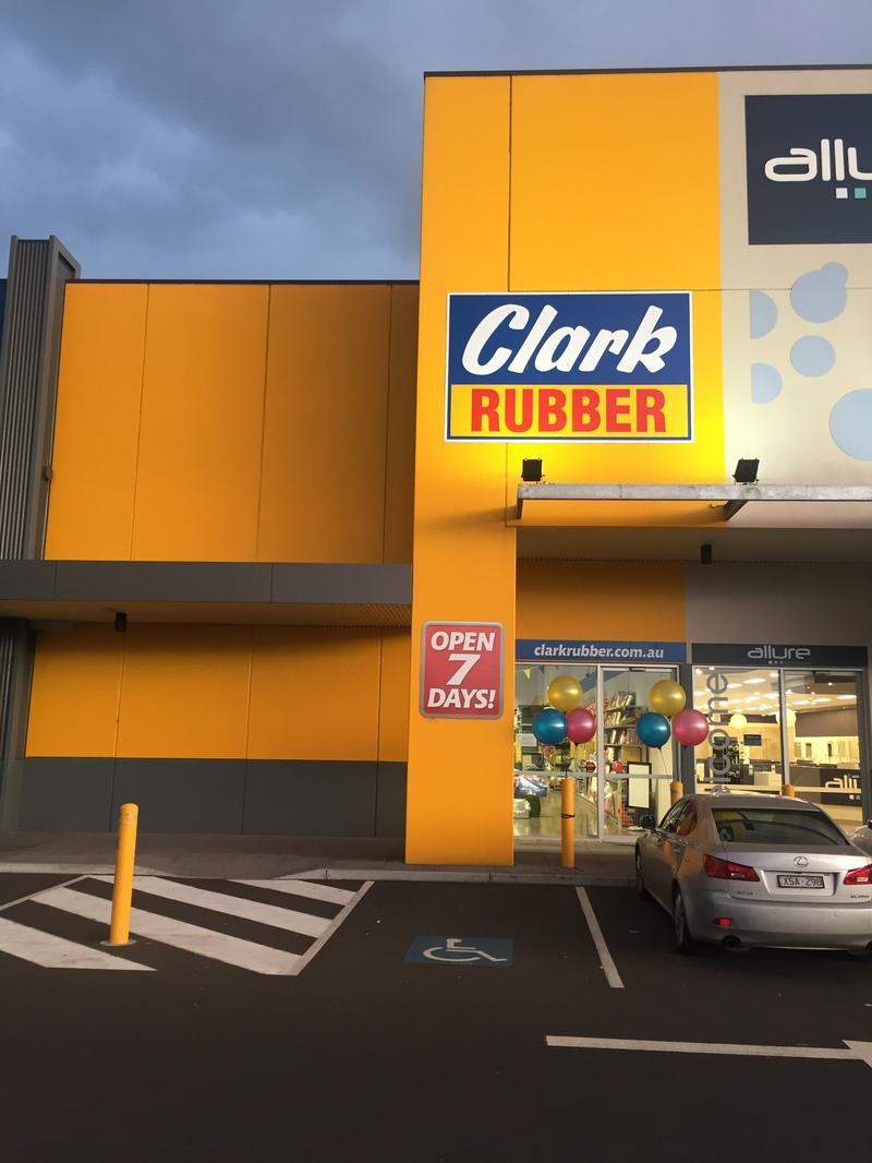 Clark Rubber - Dandenong