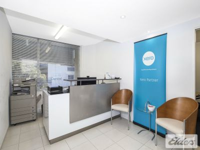 155M2 FUNCTIONAL TOP FLOOR OFFICE INCLUDING FIT OUT!