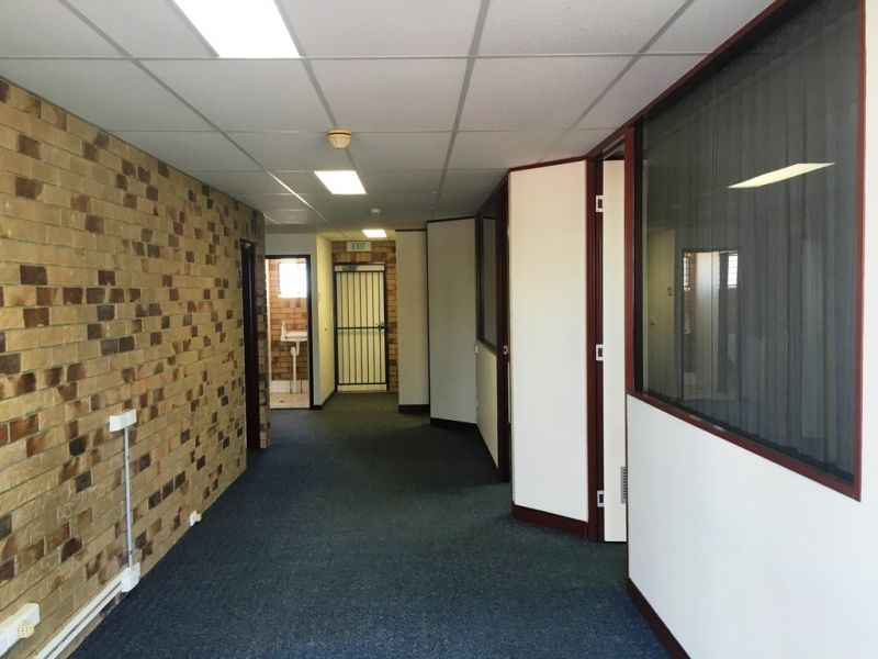 FITTED OUT PROFESSIONAL OFFICE SUITE – 97m²