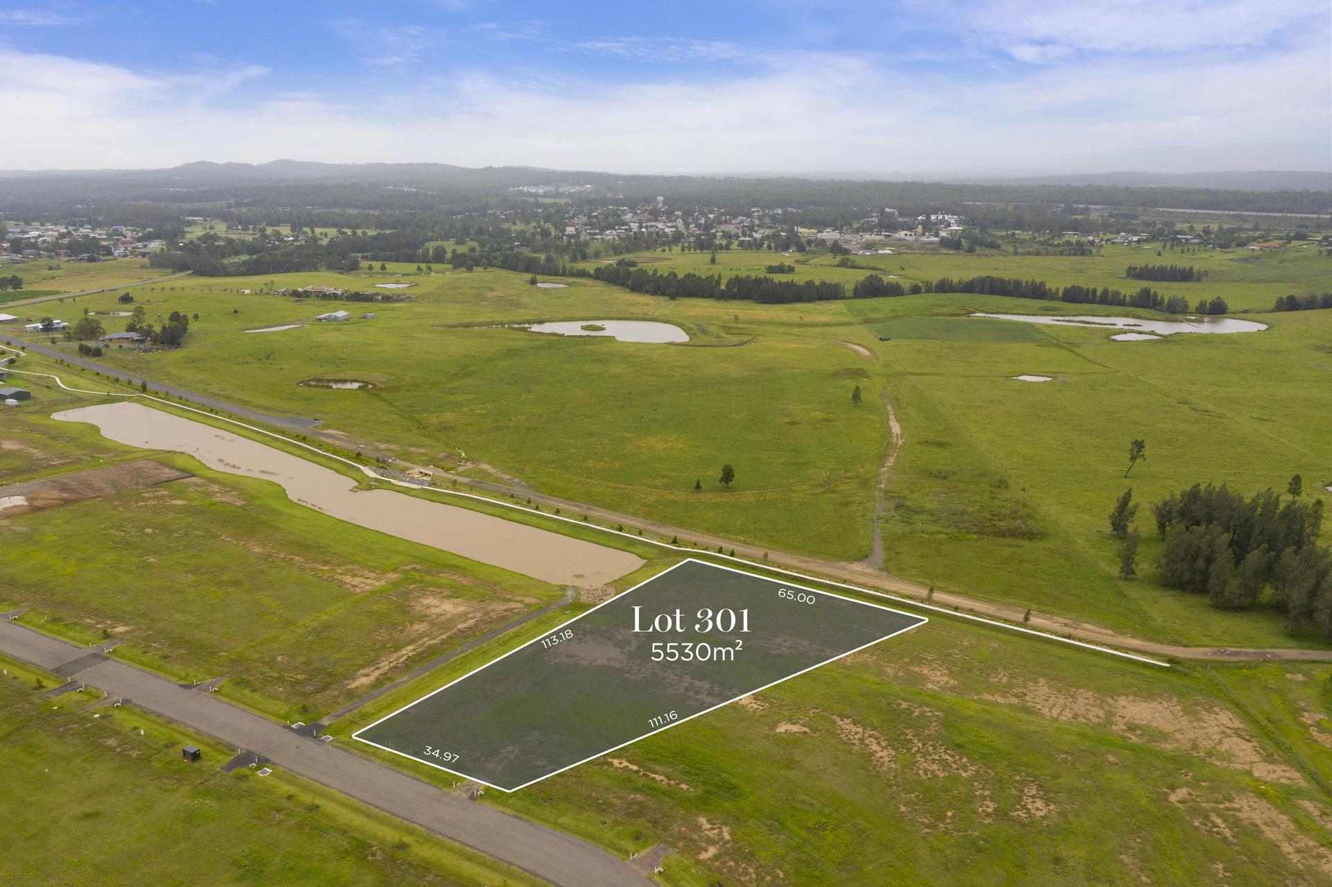 Branxton Lot 301 Pin Oak Circuit