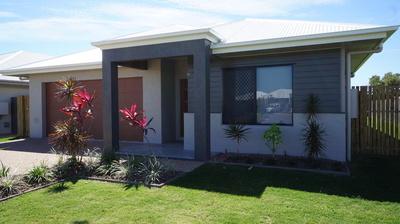 BRAND NEW 4 BEDROOMS, 2 BATHROOMS, DOUBLE GARAGE PLUS THEATRE ROOM