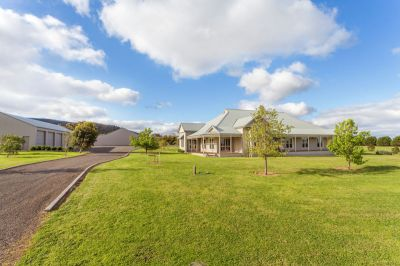 Quality Country Living (60 Acres Approx) - 60 Murphys Rd, Staughton Vale