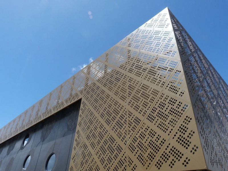 Architectural Laser Cut Decorative Screening, Building Cladding  Facades, Wall Art And Custom Signage Solutions - Established 10 Years