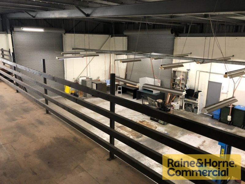 382sqm Well Positioned Industrial/Showroom - Rarely Available