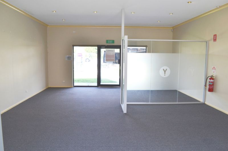 Open Plan Office Suite