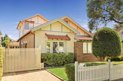 61 Holden Street, Ashfield