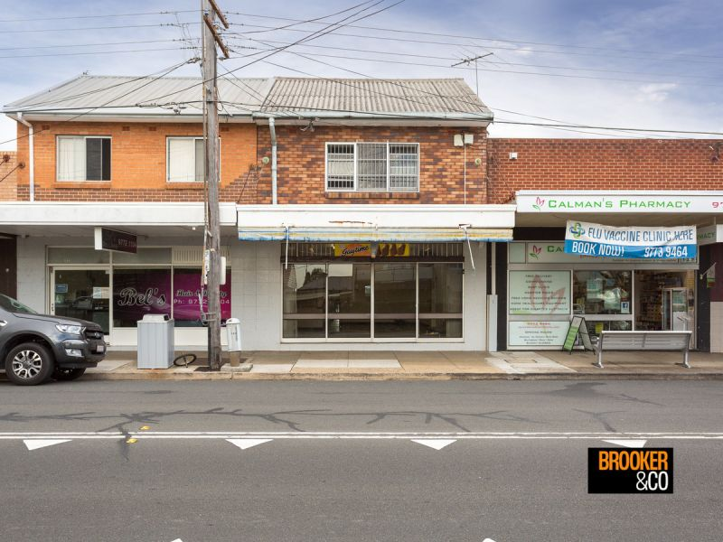 Retail/Commercial Property & Residence For Sale - Boutique location of Picnic Point