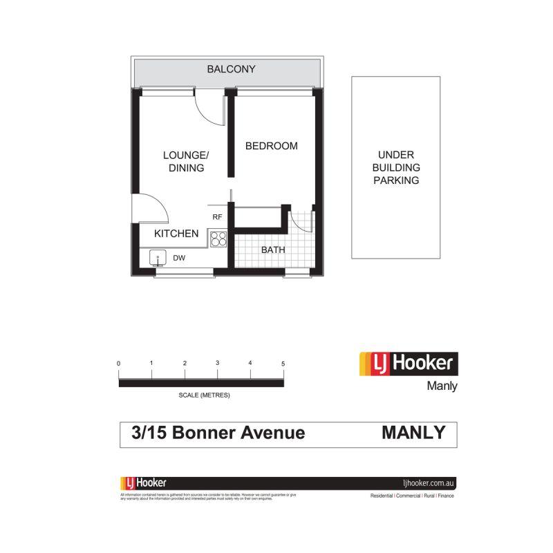 3/15 Bonner Avenue Manly 2095