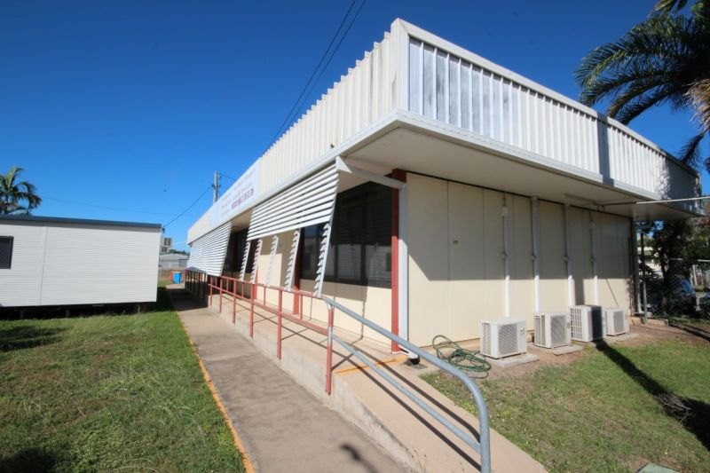 South Townsville Office Space Close to Port & CBD