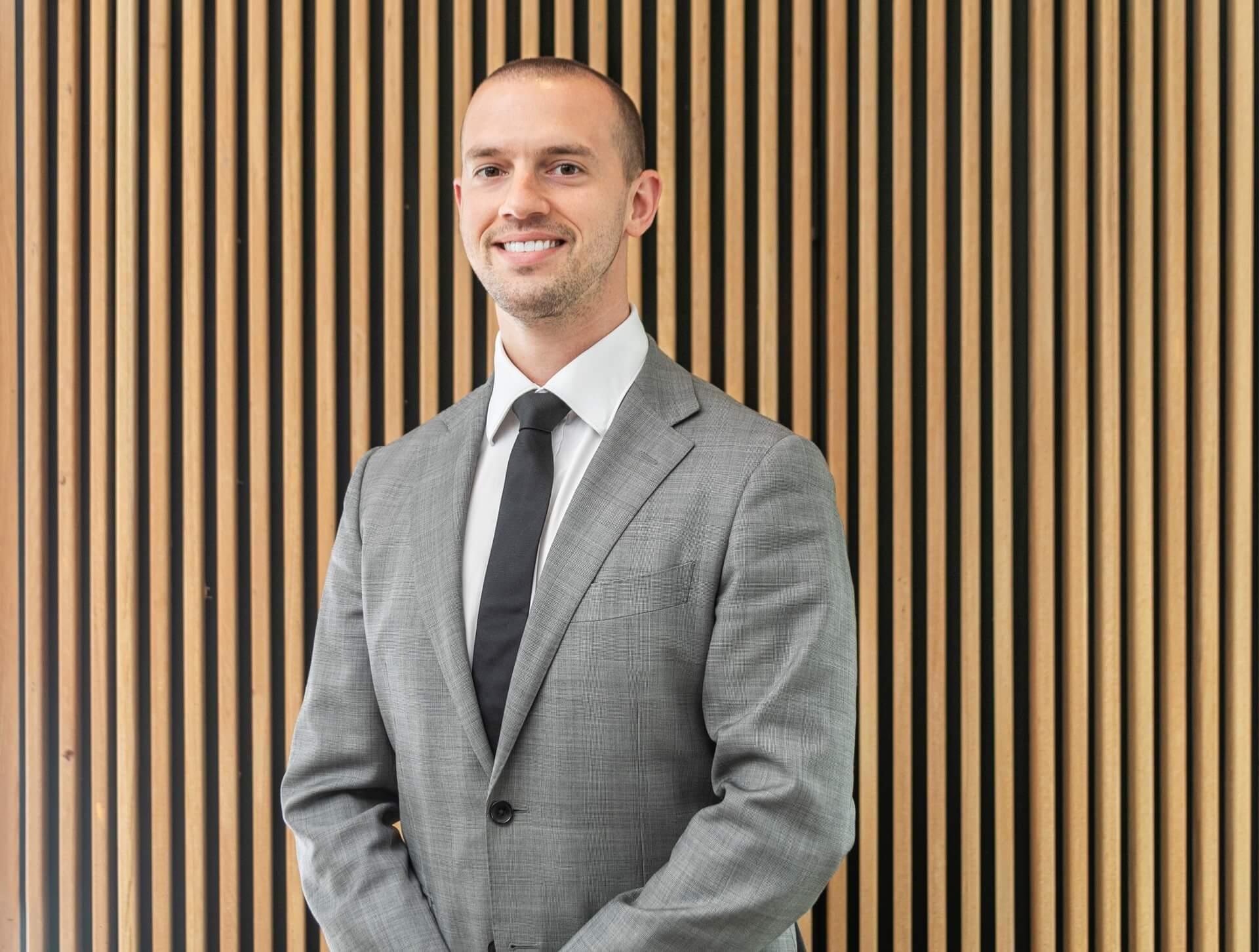 Matthew Bennett Real Estate Agent