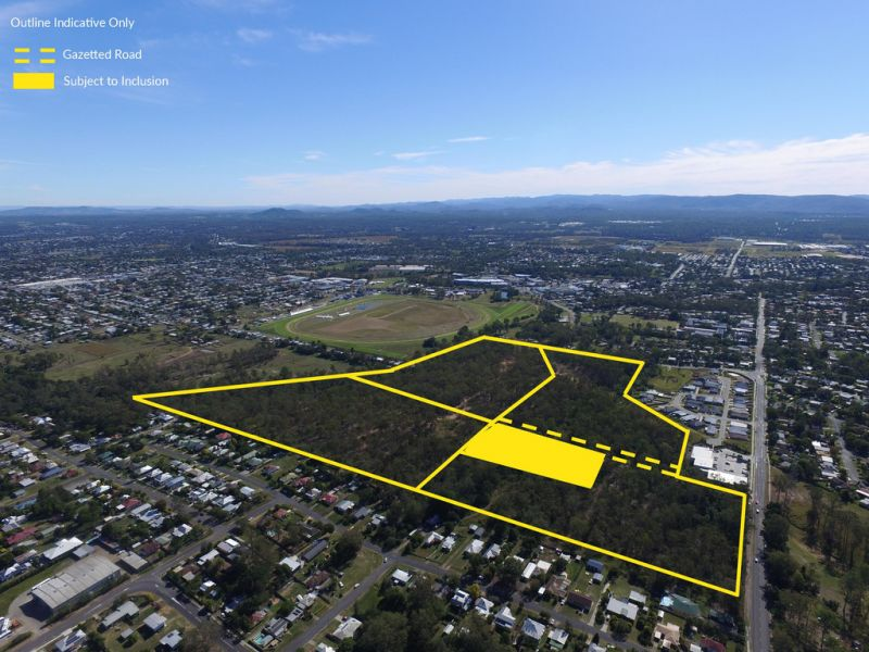 30ha* plus Infill Residential Bundamba / Blackstone Development Site