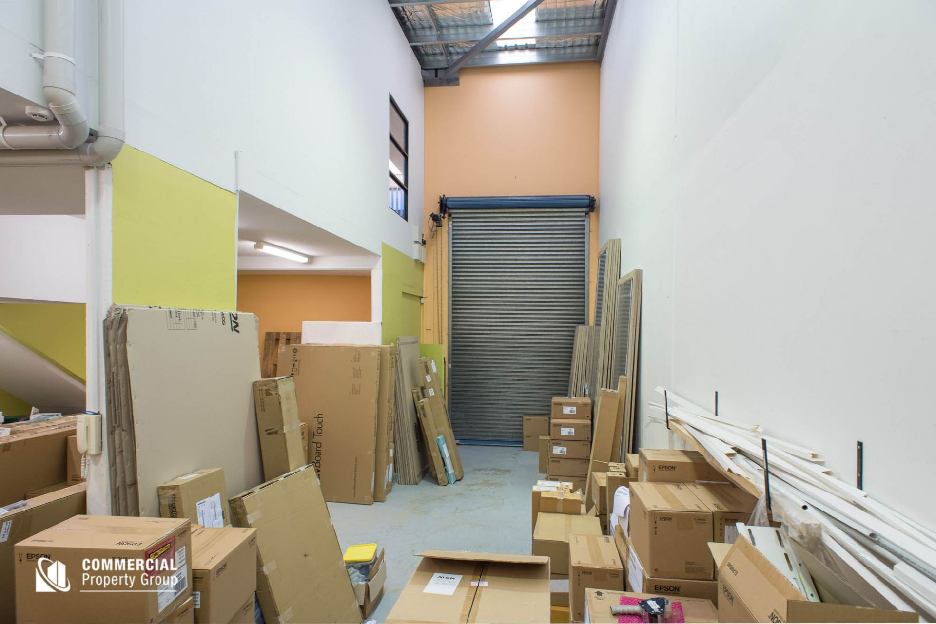 Immaculate 225m² Business Unit