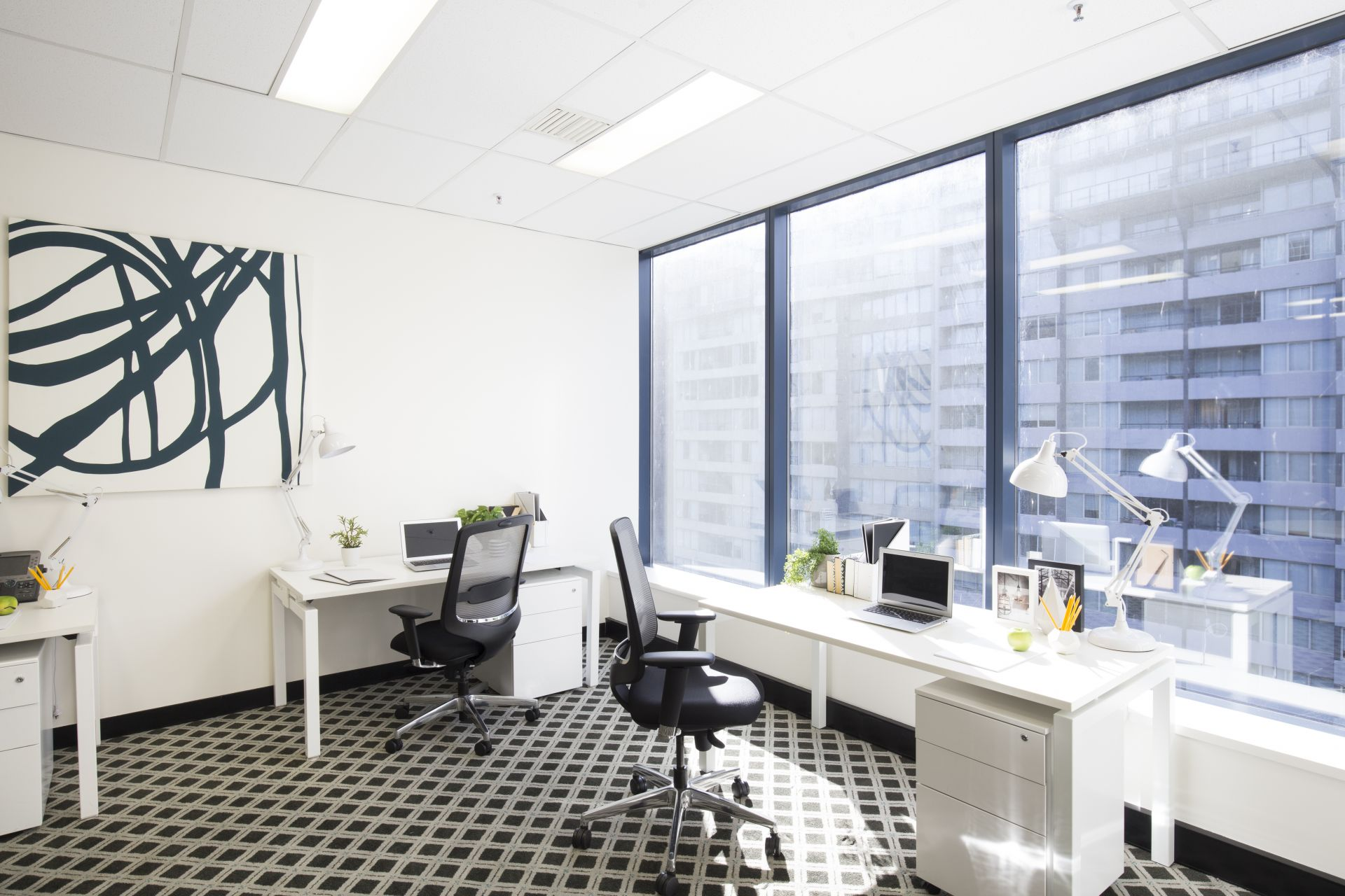 New year, new you, new office!