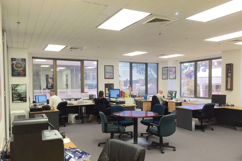 Beautiful Office with natural light facing Crown Street- minutes to CBD