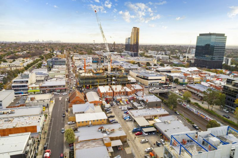 Significant Freehold Within Box Hill's Core Retail/Development Zone