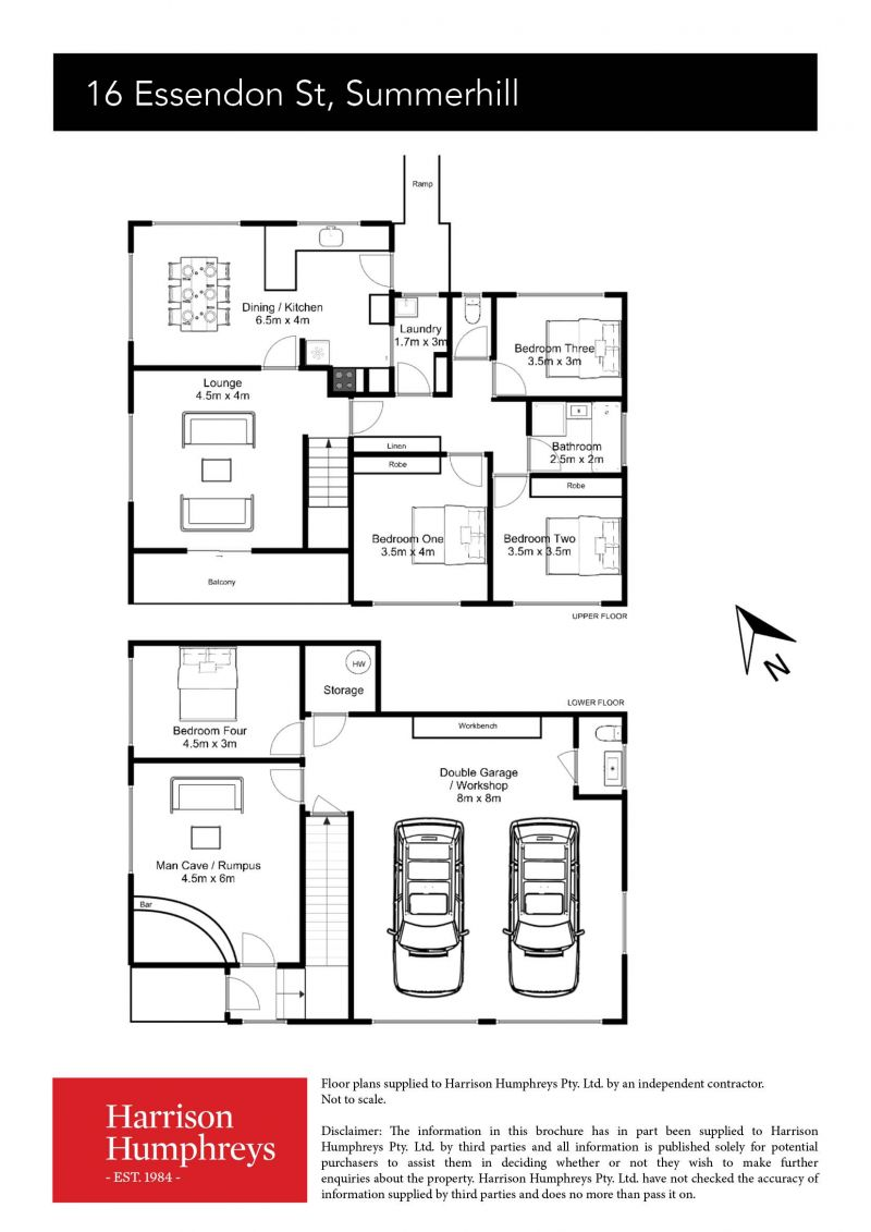 16 Essendon Street Floorplan
