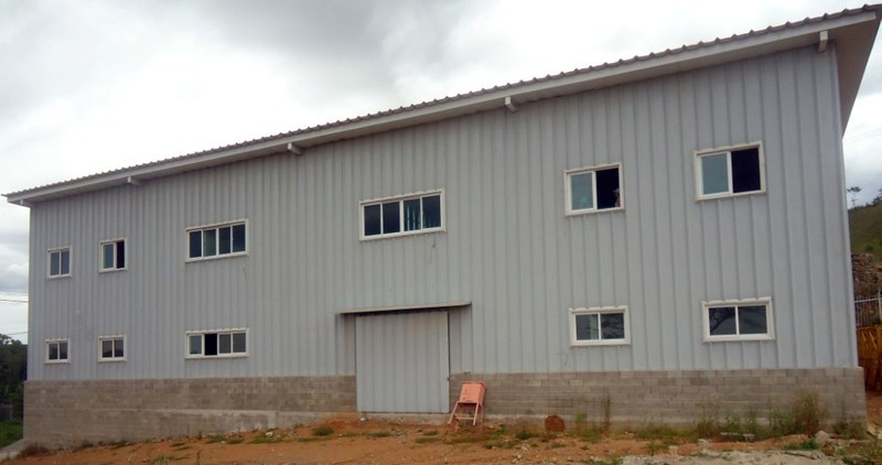 Warehouse for sale in Port Moresby 8 mile - SOLD