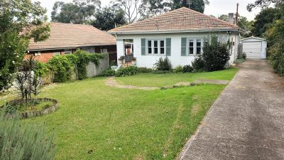 *** 5 MIN WALK TO DENISTONE STATION - SHORT WALK TO SHOPS & DENISTONE EAST PUBLIC CATCHMENT & CLOSE TO RYDE/EASTWOOD VICINITY  **