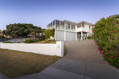 Beach Front Spacious House