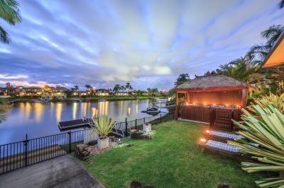 THE PERFECT FAMILY OASIS ON GREAT WATER