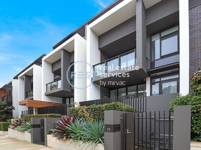 Furnished 1 Bedroom Apartment in Harold Park by Mirvac