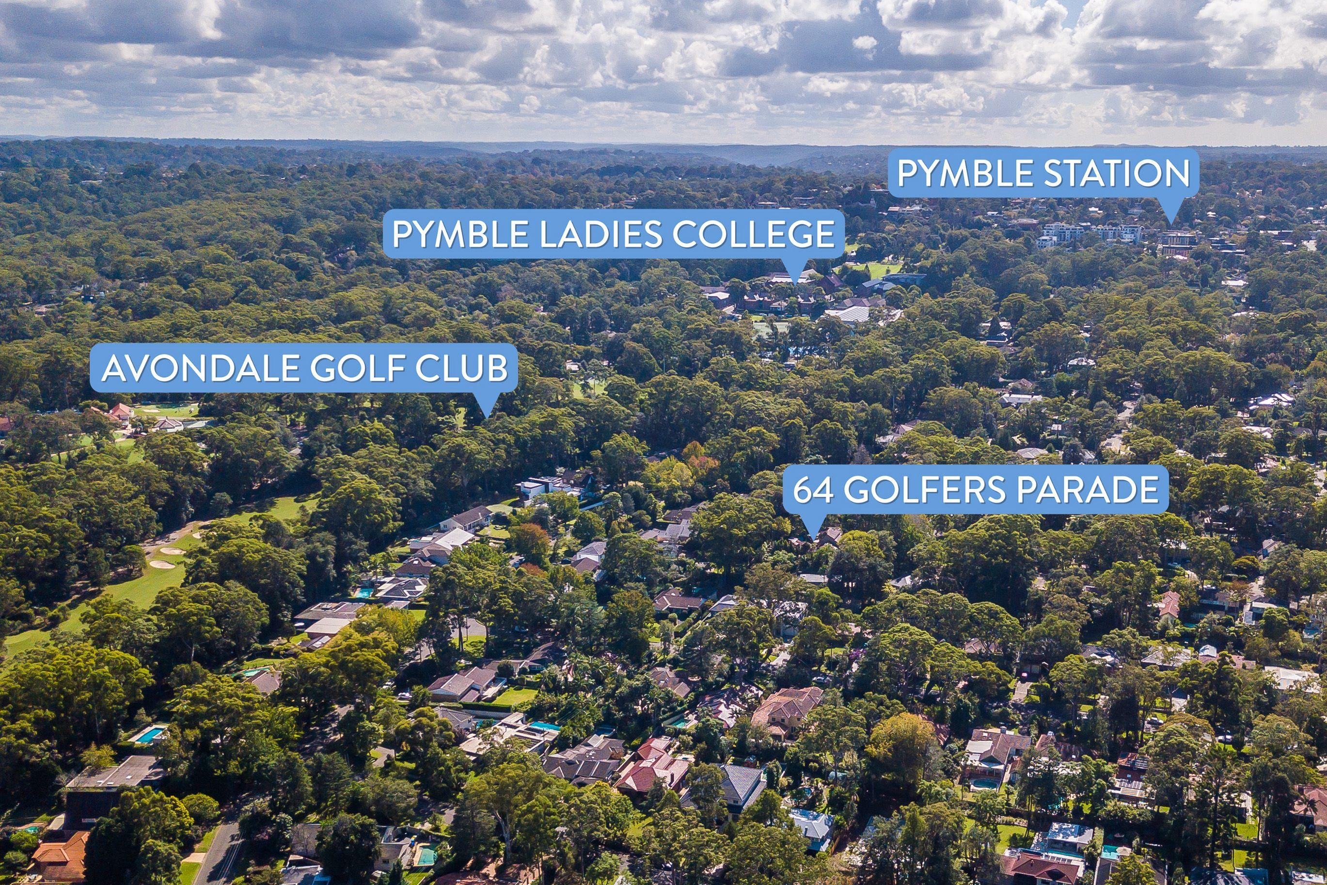 62-64 Golfers Parade Pymble 2073