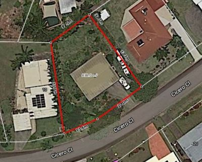 SOLD OFF MARKET - Legal Height Renovator on 838sqm