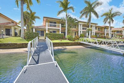 Waterfront, Secure and Perfectly Positioned